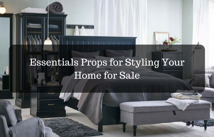 Essentials Props for Styling Your Home for Sale