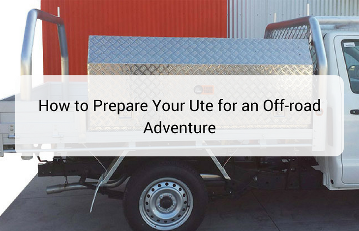 How to Prepare Your Ute for an Off-road Adventure