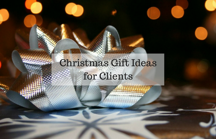 Christmas Gift Ideas for Clients