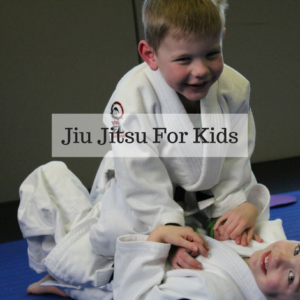 Jiu Jitsu For Kids