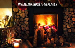 INBUILT FIREPLACES