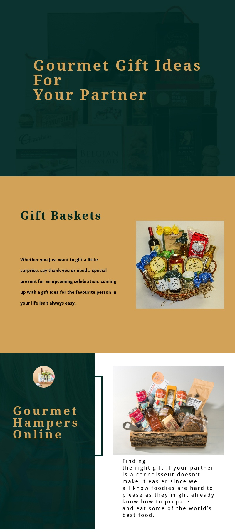 hampers brisbane