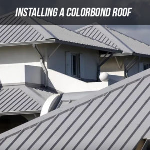 Colorbond Roof