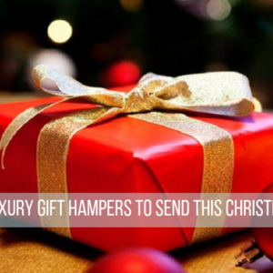 send gift hampers online this Christmas