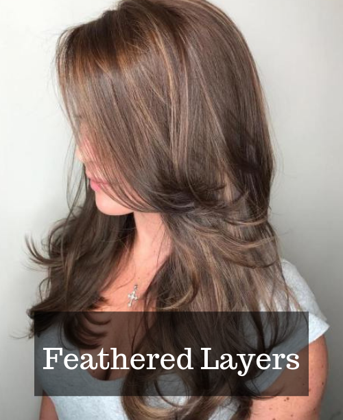 Feathered Layers