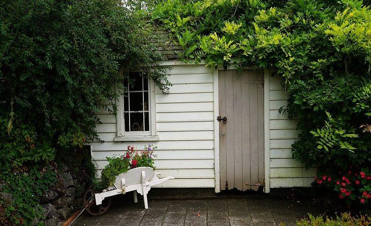Garden Sheds Penrith