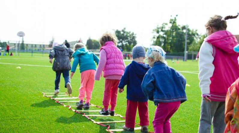 kids group fitness