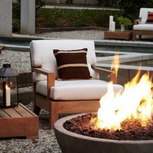 Outdoor Heating Options That Will Add To Your Décor As Well As Warmth